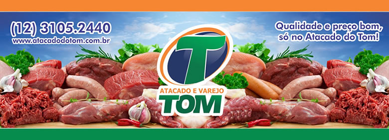 Banner 2 - Promo��o Atacado e Varejo do Tom